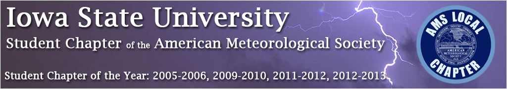 Iowa State Student Chapter of the American Meteorological Society
